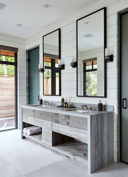 Best Contemporary Bathroom Design Ideas To Try 33