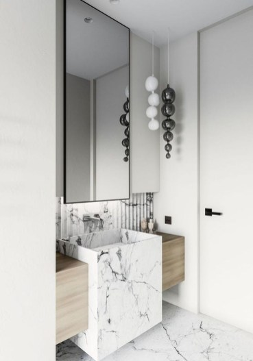 Best Contemporary Bathroom Design Ideas To Try 52