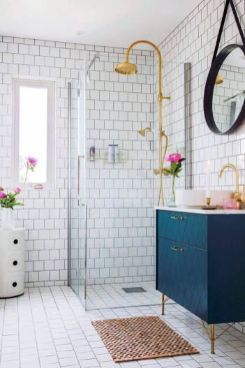 Best Contemporary Bathroom Design Ideas To Try 53