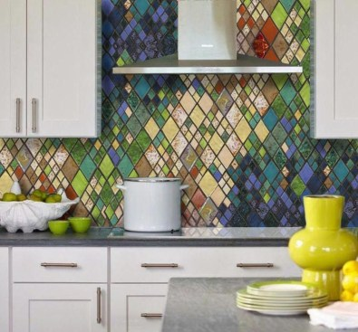 Cool Kitchen Designs Idas With Tones Of Vibrant Colors That You Must See 06