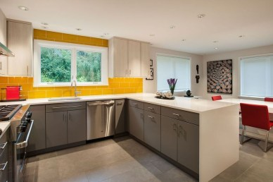 Cool Kitchen Designs Idas With Tones Of Vibrant Colors That You Must See 15