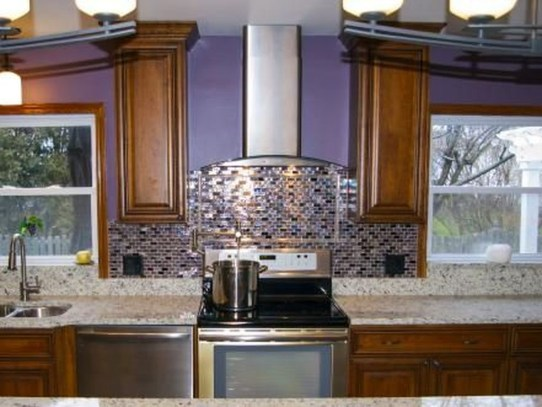 Cool Kitchen Designs Idas With Tones Of Vibrant Colors That You Must See 30