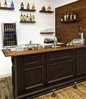 Cozy Home Bar Designs Ideas To Make You Cozy 01