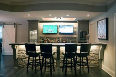 Cozy Home Bar Designs Ideas To Make You Cozy 38