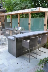Cozy Outdoor Kitchen Decor Ideas For You 01