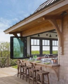 Cozy Outdoor Kitchen Decor Ideas For You 25