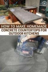 Cozy Outdoor Kitchen Decor Ideas For You 31