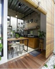 Cozy Outdoor Kitchen Decor Ideas For You 34
