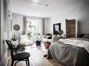 Cozy Suite Room Apartment Decorating Ideas To Try 37