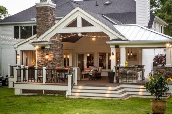 Enchanting Backyard Patio Remodel Ideas To Try 12