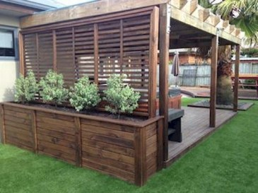Enchanting Backyard Patio Remodel Ideas To Try 19