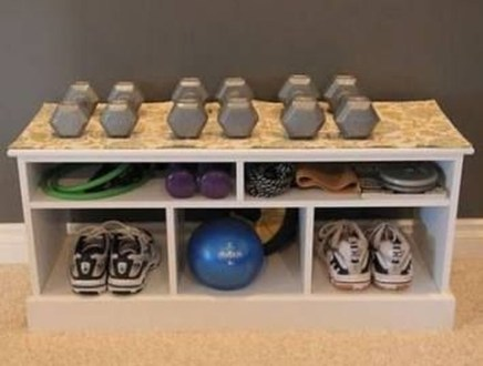 Enchanting Home Gym Spaces Design Ideas To Try Asap 04