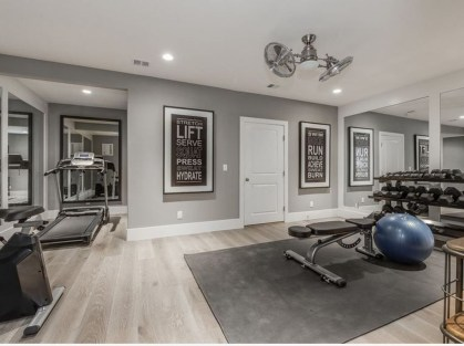 Enchanting Home Gym Spaces Design Ideas To Try Asap 16