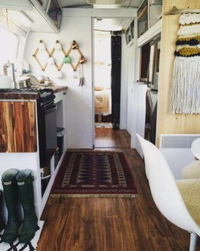 Excellent Airstream Interior Design Ideas To Copy Asap 02
