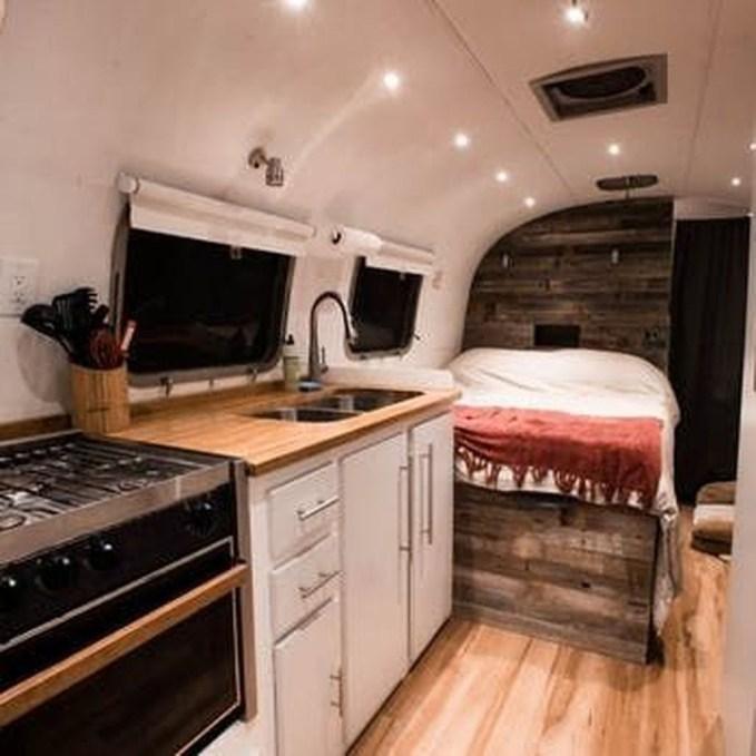 Excellent Airstream Interior Design Ideas To Copy Asap 09