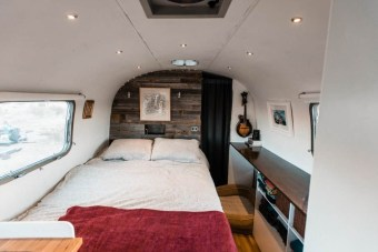 Excellent Airstream Interior Design Ideas To Copy Asap 17