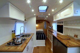 Excellent Airstream Interior Design Ideas To Copy Asap 36