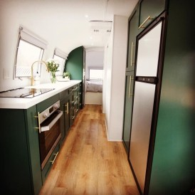 Excellent Airstream Interior Design Ideas To Copy Asap 44