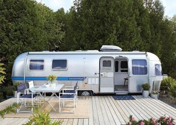 Excellent Airstream Interior Design Ideas To Copy Asap 50