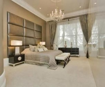 Fancy Champagne Bedroom Design Ideas To Try 05