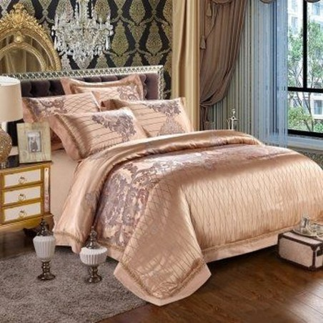 Fancy Champagne Bedroom Design Ideas To Try 10