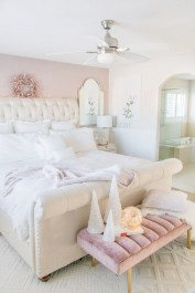 Fancy Champagne Bedroom Design Ideas To Try 22