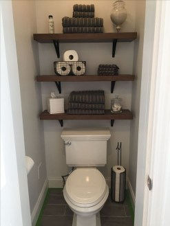 Inspiring Small Bathroom Design Ideas With Wood Decor To Inspire 13