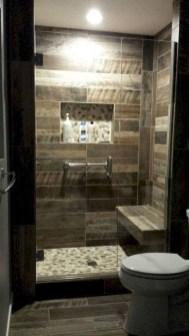 Inspiring Small Bathroom Design Ideas With Wood Decor To Inspire 23