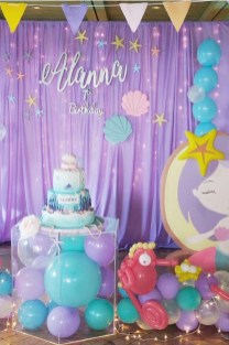 Magnificient Mermaid Themes Ideas For Children Kids Room 30