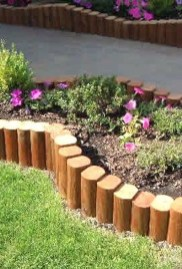 Modern Flower Beds Rocks Ideas For Front House To Try 48