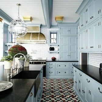 Relaxing Kitchen Cabinet Colour Combinations Ideas To Try 06