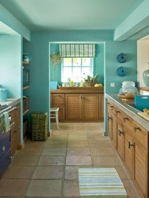 Relaxing Kitchen Cabinet Colour Combinations Ideas To Try 10