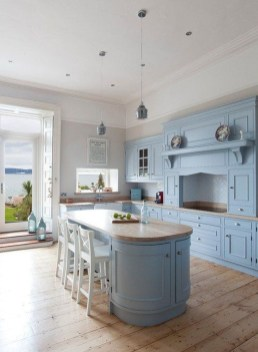 Relaxing Kitchen Cabinet Colour Combinations Ideas To Try 18