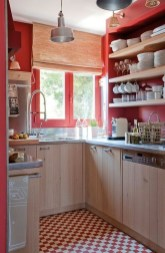 Relaxing Kitchen Cabinet Colour Combinations Ideas To Try 20