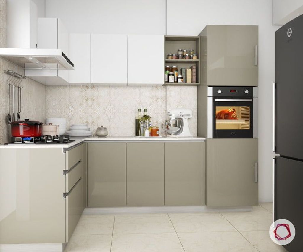 Relaxing Kitchen Cabinet Colour Combinations Ideas To Try 31