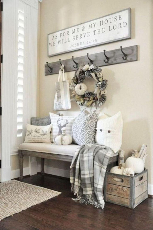 Splendid Farmhouse Living Room Decor Ideas 05