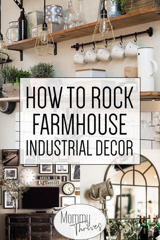 Splendid Farmhouse Living Room Decor Ideas 06