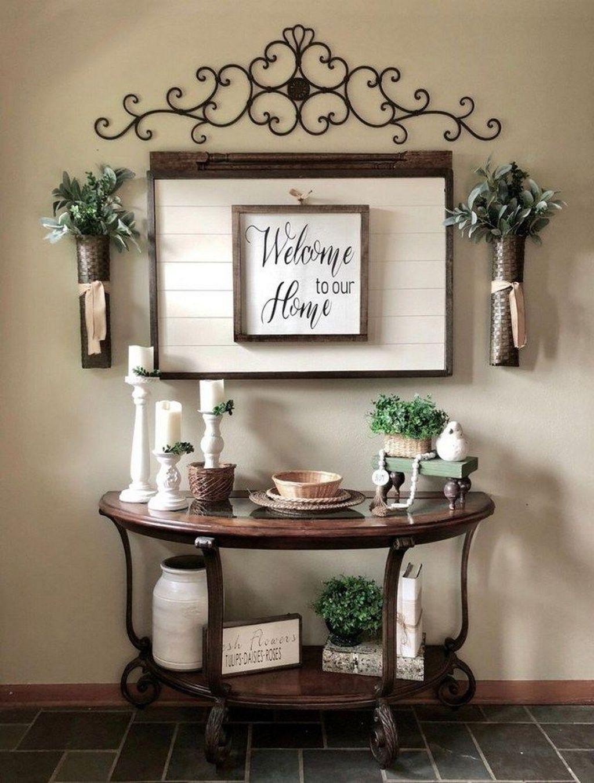 Splendid Farmhouse Living Room Decor Ideas 20