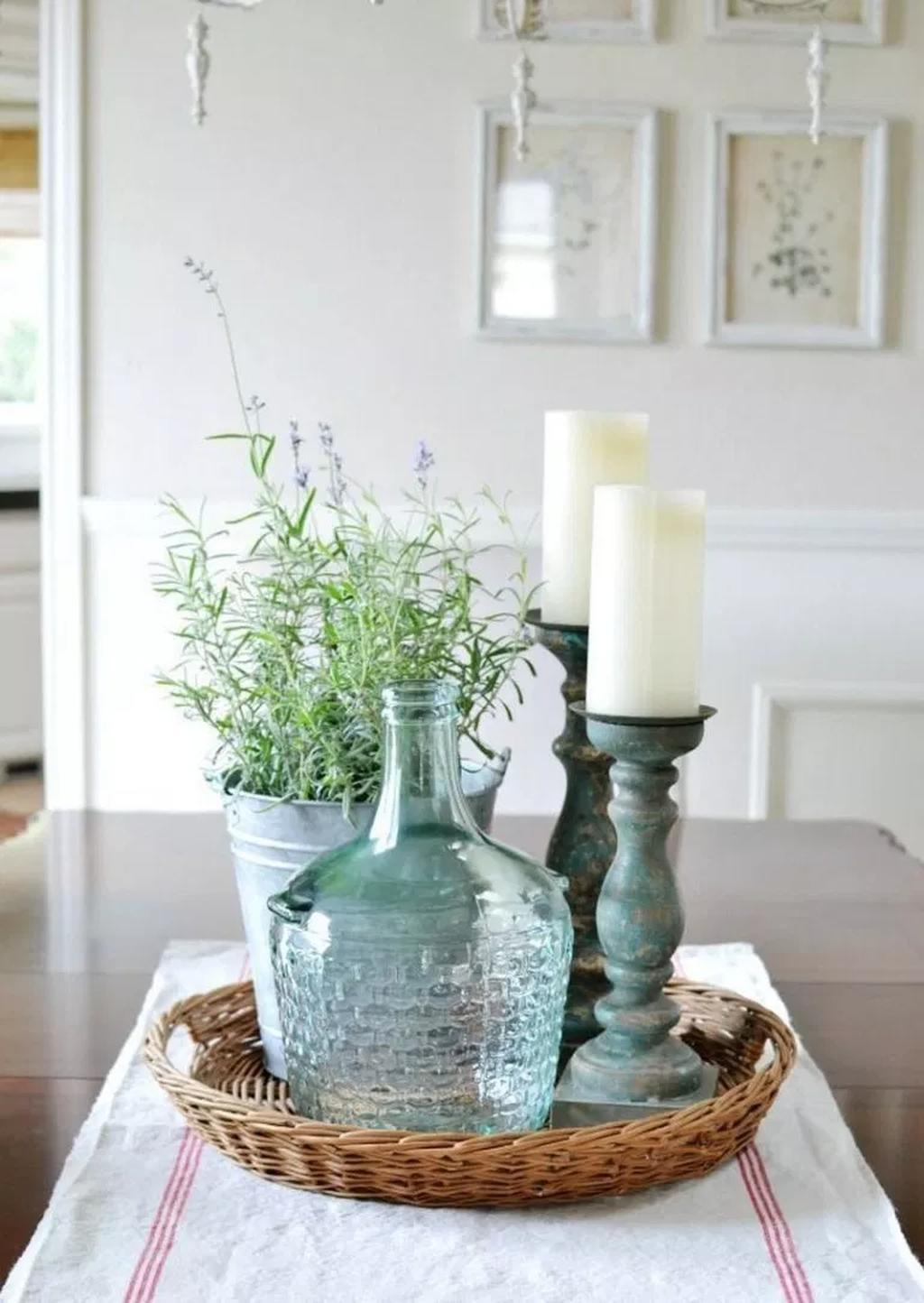 Splendid Farmhouse Living Room Decor Ideas 32