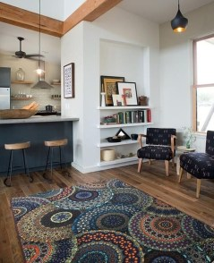 Stylish Pattern Interior Design Ideas For Your Room 38