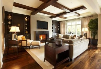 Superb Layout Design Ideas For Family Room 01