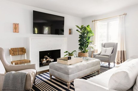 Superb Layout Design Ideas For Family Room 17