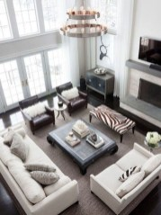 Superb Layout Design Ideas For Family Room 38