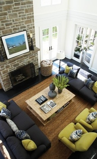 Superb Layout Design Ideas For Family Room 49