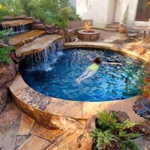 Top Natural Small Pool Design Ideas To Copy Asap 02