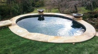 Top Natural Small Pool Design Ideas To Copy Asap 06