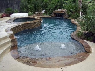 Top Natural Small Pool Design Ideas To Copy Asap 26