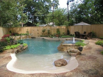 Top Natural Small Pool Design Ideas To Copy Asap 29
