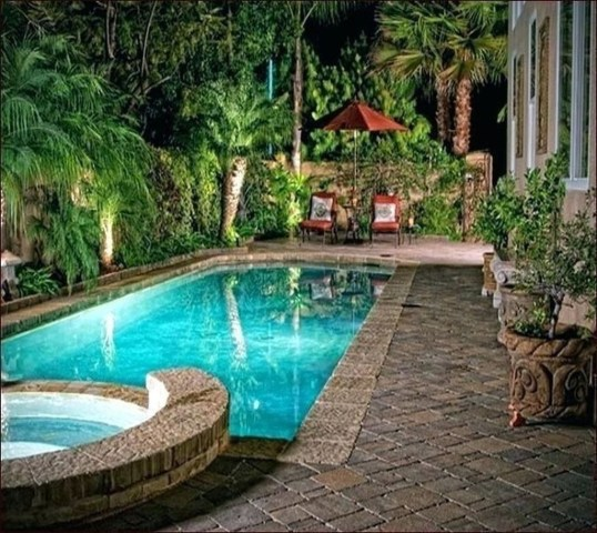 Top Natural Small Pool Design Ideas To Copy Asap 33