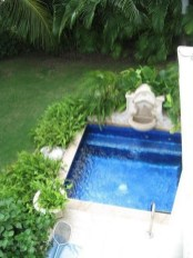 Top Natural Small Pool Design Ideas To Copy Asap 43